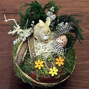 Osterdeko Aus Naturmaterialien : osterdeko natur fr hlingsdeko mooskugel 12cm keramik ~ A.2002-acura-tl-radio.info Haus und Dekorationen