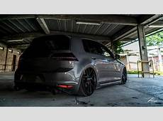 ZPerformance Wheels ZPNine VW Golf GTI MK7 Tuning 3