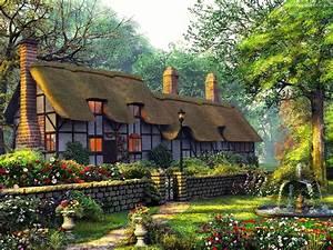English Countryside Wallpaper Desktop