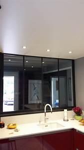 Spot Plafond Cuisine : spot led encastrable plafond cuisine trendy spot led encastrable plafond cuisine led ~ Melissatoandfro.com Idées de Décoration