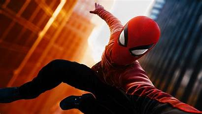 4k Ps4 Spiderman Wallpapers Games Ps Backgrounds