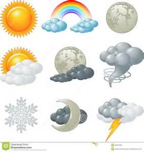 weather icons stock photo image 34561800