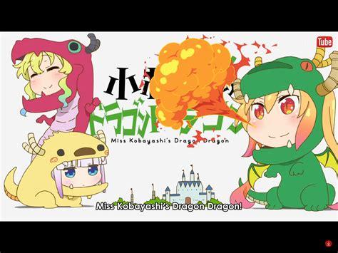kobayashi miss dragon maid san elma normal guy