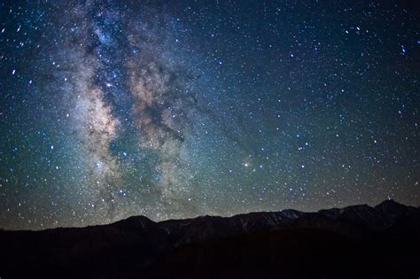 This Amazing Timelapse The Milky Way Shows Off Idaho