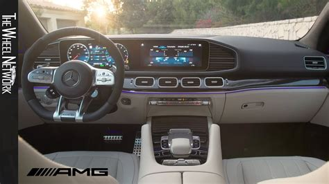 Amg tartufo brown/black exclusive nappa leather. 2021 Mercedes-AMG GLE 63 S Interior (US Spec) - YouTube