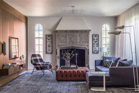 redesign   tudor style suburban home  newton