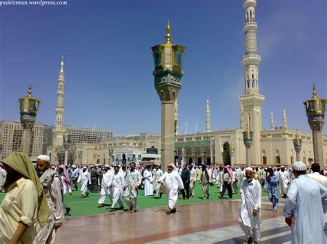 masjid nabvi photography yasir imran mirza