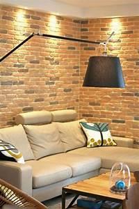 les briques de parement et les briques apparentes With idee de plan de maison 11 les briques de parement et les briques apparentes