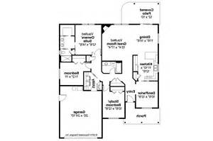 ranch floor plan ranch house plans eastford 30 925 associated designs