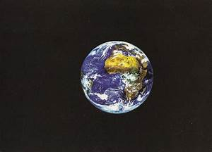 ESA - Earth from Space Postcard