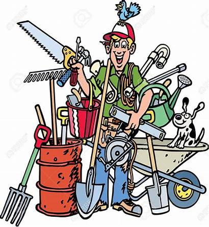 Handyman Cleaning General Services Maintenance Reliable Clean