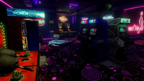 Neon' Is A Classic Arcade Gamer Paradise