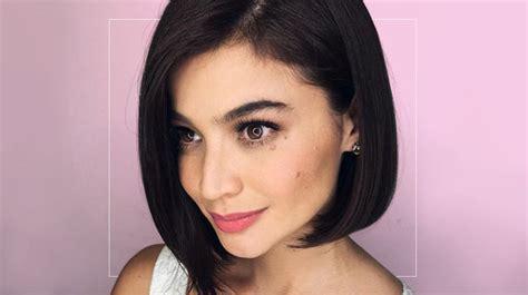 fresh ways  style short hair   anne curtis