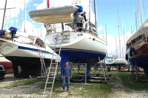 Living On A Boat Sailing The World by Has Sailing Around The World Turned My Five Year Into