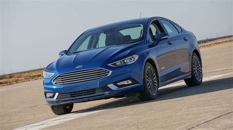 ford fusion hybrid review roadshow
