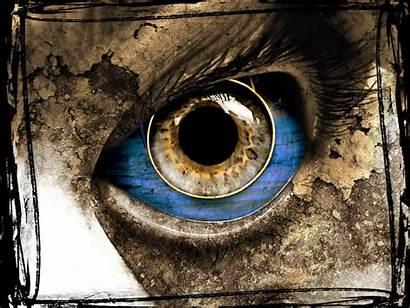 Horror Wallpapers Scary Creepy Horor Desktop Eyes