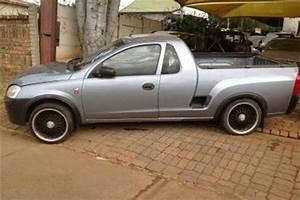 Opel Corsa Utility For Sale In Gauteng