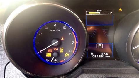 check engine light on and off subaru check engine light blinking and fans cycle on and