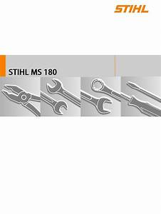 Download Service Manual For Stihl Ms180