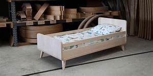 Lit Enfant Bois : zinezoe produits lit pour enfant ~ Teatrodelosmanantiales.com Idées de Décoration