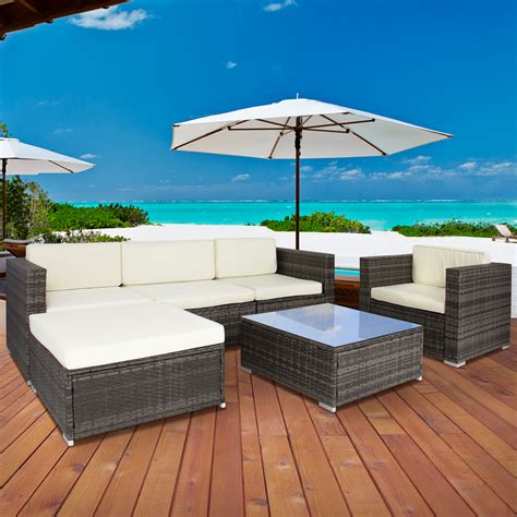patio furniture material comparison modern patio outdoor