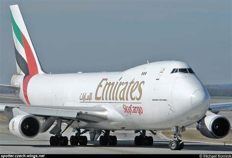 Emirates SkyCargo   Boeing 747-47UF/SCD   N408MC