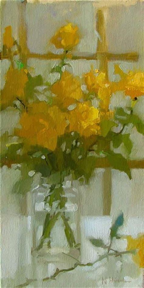 E Janin Artist Natalie Hirschman South Africa 39 Yellow Roses 39 Not The