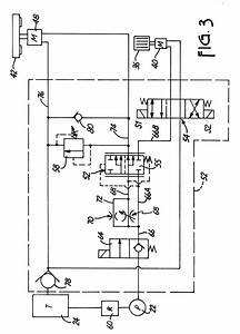 Patent Us6293479 - Feed Control Hydraulic Circuit For Wood Chipper Attachment