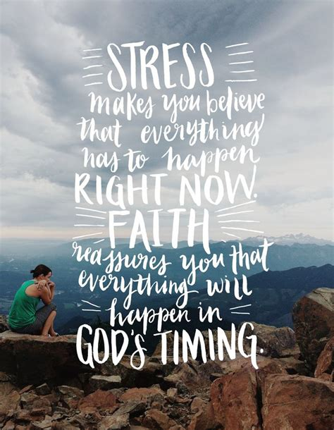 """Home faith and prayer daily devotions10 amazing quotes about god's love. Inspirational Quotes about Strength: """"Stress makes you ..."""