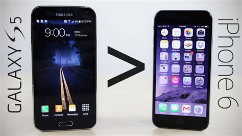 whats better iphone or galaxy 25 reasons why galaxy s5 is better than iphone 6 tech