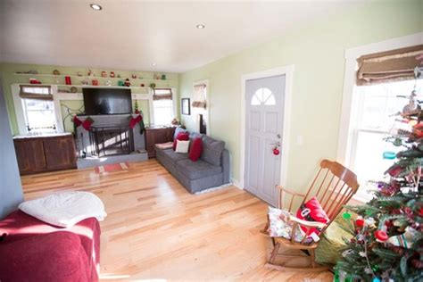 Long Narrow Living Roomentryway