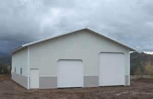 Metal RV Garage Building Plans