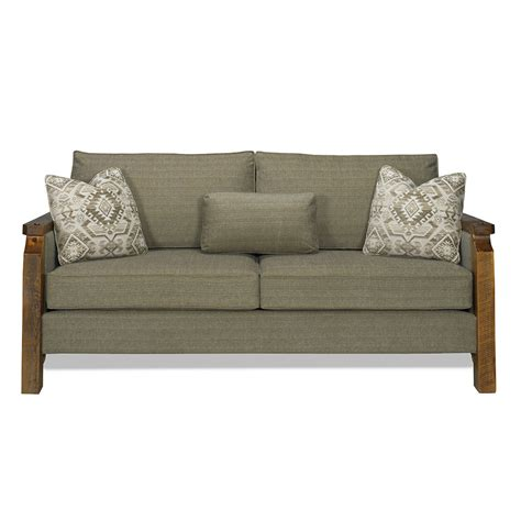 Upholstery Manhattan by Heritage Sofa Manhattan Green Gables