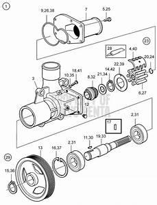 Volvo Penta D4 Wiring Diagram