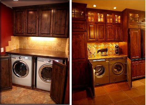 washer and dryer cabinet ideas cabinetry enclosing washer and dryer you could put