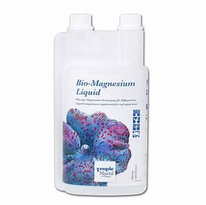 Liter Berechnen Aquarium : tropic marin bio magnesium liquid tropic marin ~ Themetempest.com Abrechnung