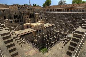Chand Baori Largest And Deepest Stepwell In India