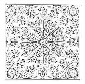 mandala colorare adulti17 disegni da colorare per adulti e ragazzi