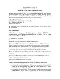 Assistant Baseball Coach Resume Sles by Coach Resume Sales Coach Lewesmr 28 Images Basketball Coaching Resume Sales Coach Lewesmr