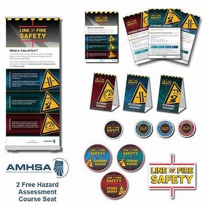Package Fire Line Safety Amhsa Awareness Health