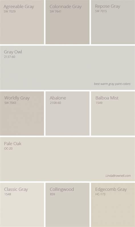 Best Light Warm Greige Paint Color  Decoratingspecialcom