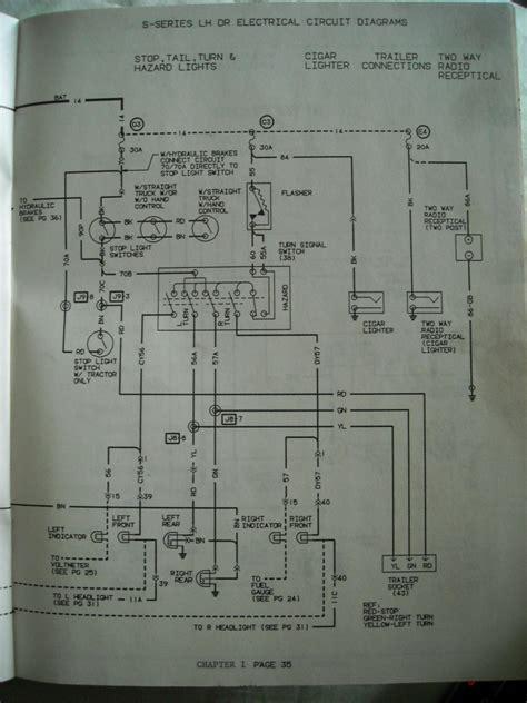 International Truck Fuse Diagram Wiring