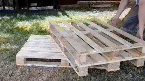 Costruire Una Panchina In Legno by Ecco Come Realizzare Una Panchina Con Dei Pallet
