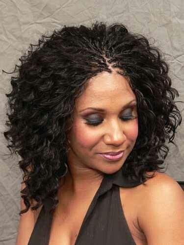Black N Hairstyles by N Wavy Beautiful Black Hair Hair Styles Braided