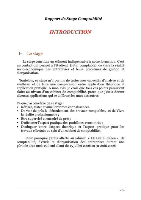 Modèle De Présentation De Cv by 15 Pr 195 169 Sentation D Une Entreprise Rapport De Stage