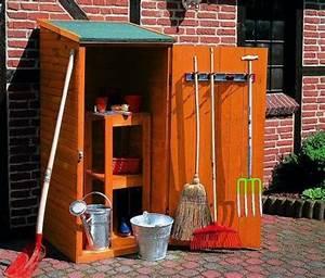 Gartenhaus Holz Klein : ger teschrank klein gartenhaus ger tehaus b78xt78xh164cm holz honig braun balkon garten shop ~ Orissabook.com Haus und Dekorationen