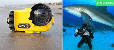 iphone videography gear lenzo the future of underwater iphone videography