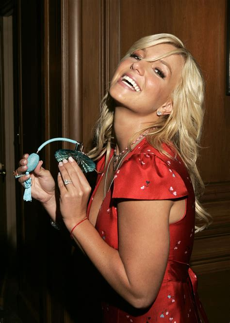 britney spears top  perfumes ranked allure