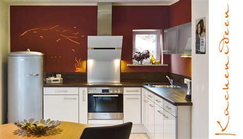 Wandgestaltung Küche Farbe by Wir Renovieren Ihre K 252 Che Wandgestaltung Und