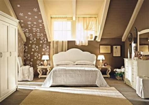 Schlafzimmer Wandgestaltung Dachschräge by Wandgestaltung Schlafzimmer Dachschr 228 Ge